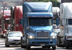 Truckers Beltway Shutdown