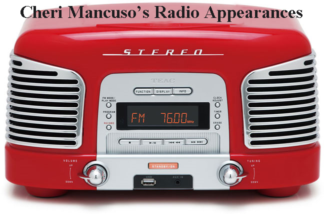 Red Radio Text