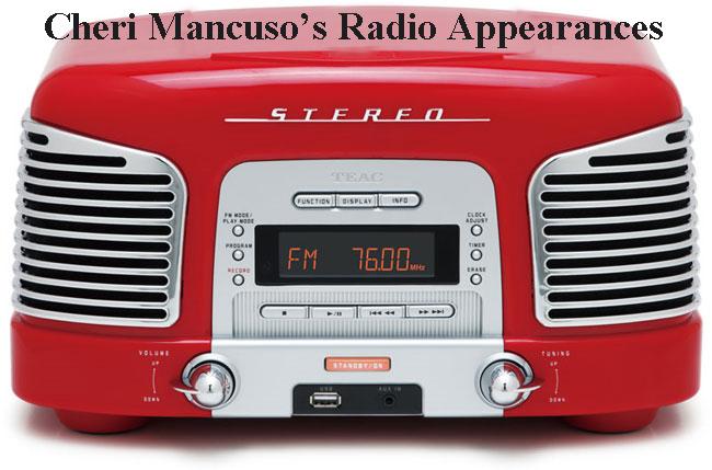Red Radio Text